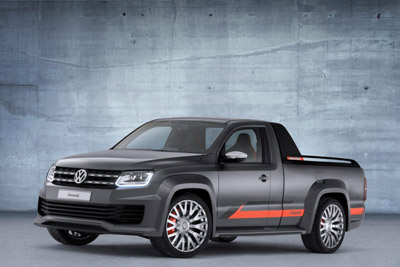 На автошоу Worthersee покажут Volkswagen Amarok Power